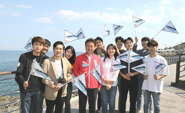 #이제다시경북 유튜브 캠페인 출정식 개최